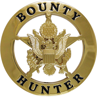 <b>BOUNTY HUNTER - BAIL ENFORCEM