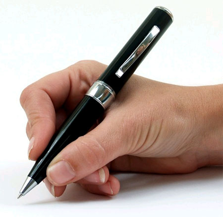 SPY PEN WITH VIDEO CAMERA, Pretested!